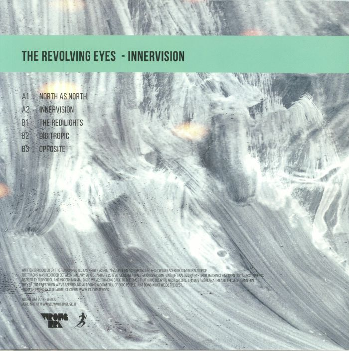 REVOLVING EYES, The - Innervision