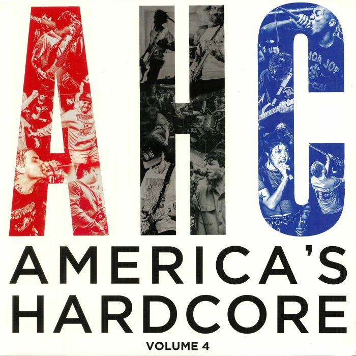 VARIOUS - America's Hardcore Compilation Vol 4