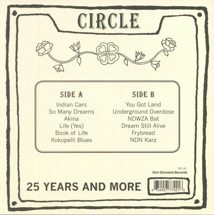 SECOLA, Keith - Circle: 25th Anniversary