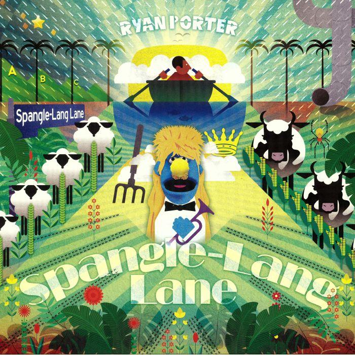 PORTER, Ryan - Spangle Lang Lane