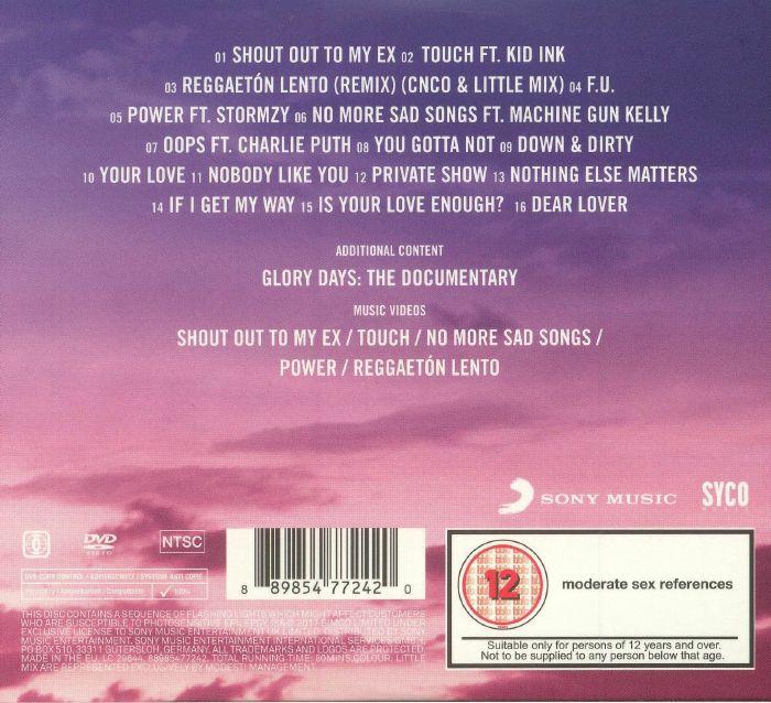 Little Mix Glory Days The Platinum Edition Vinyl At Juno