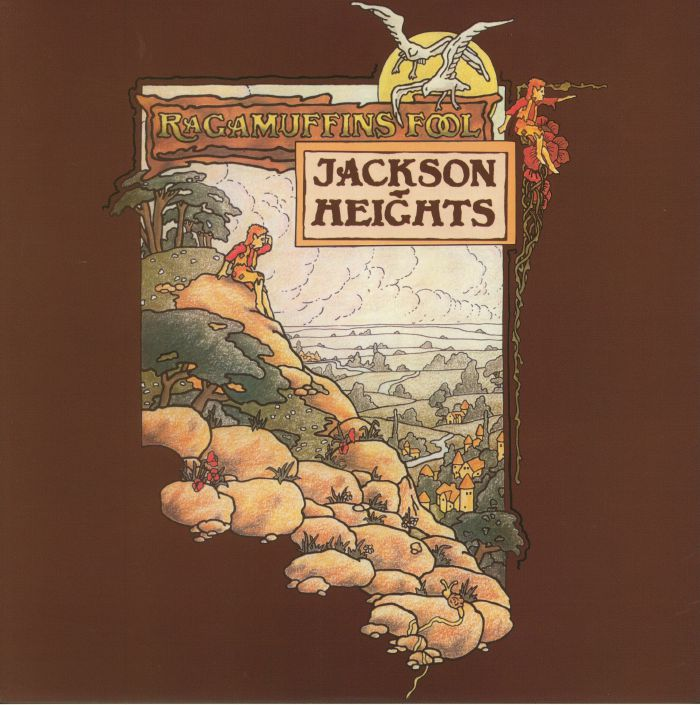 JACKSON HEIGHTS - Ragamuffins Fool