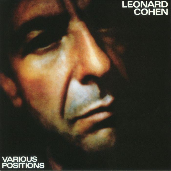COHEN, Leonard - Various Positions (reissue)