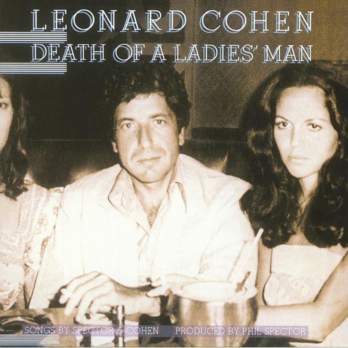 COHEN, Leonard - Death Of A Ladies Man (reissue)