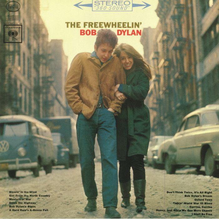 DYLAN, Bob - The Freewheelin' Bob Dylan (reissue)