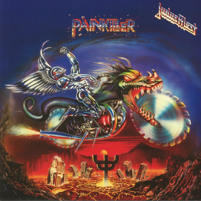 Скачать judas priest painkiller mp3