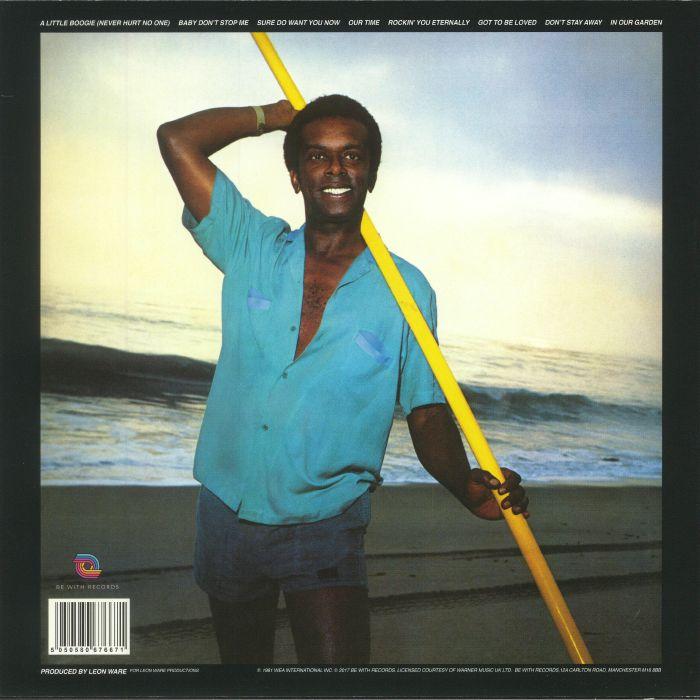 WARE, Leon - Rockin' You Eternally (reissue)