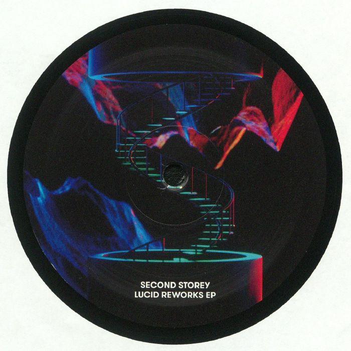 SECOND STOREY - Lucid Reworks EP
