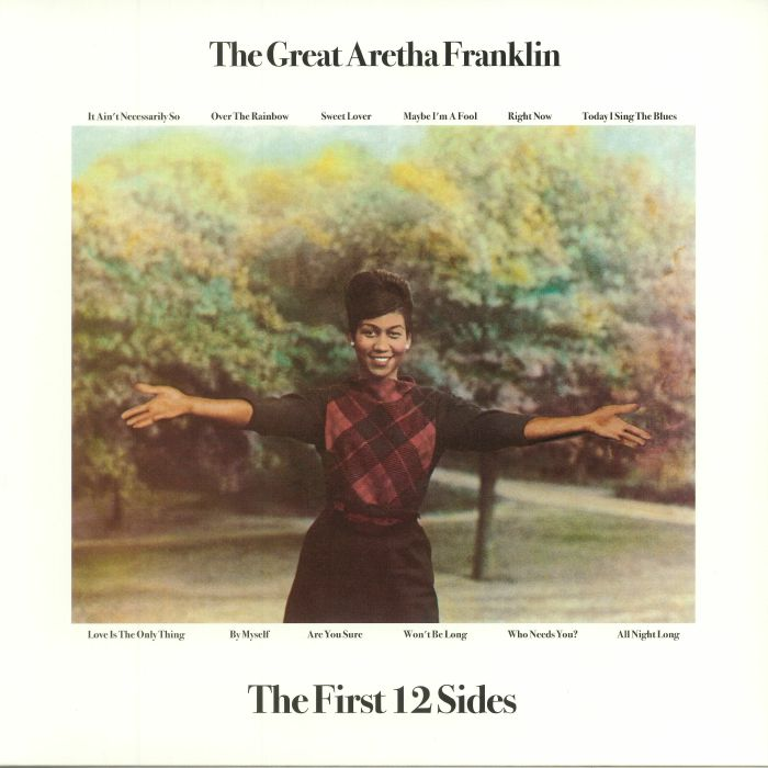 FRANKLIN, Aretha - The Great Aretha Franklin: The First 12 Sides (reissue)