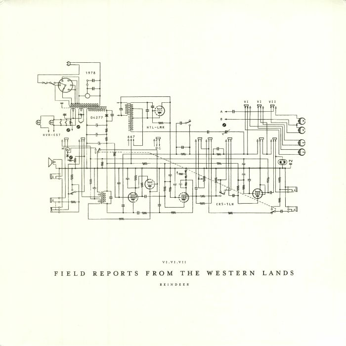 REINDEER, James - Field Reports From The Western Lands