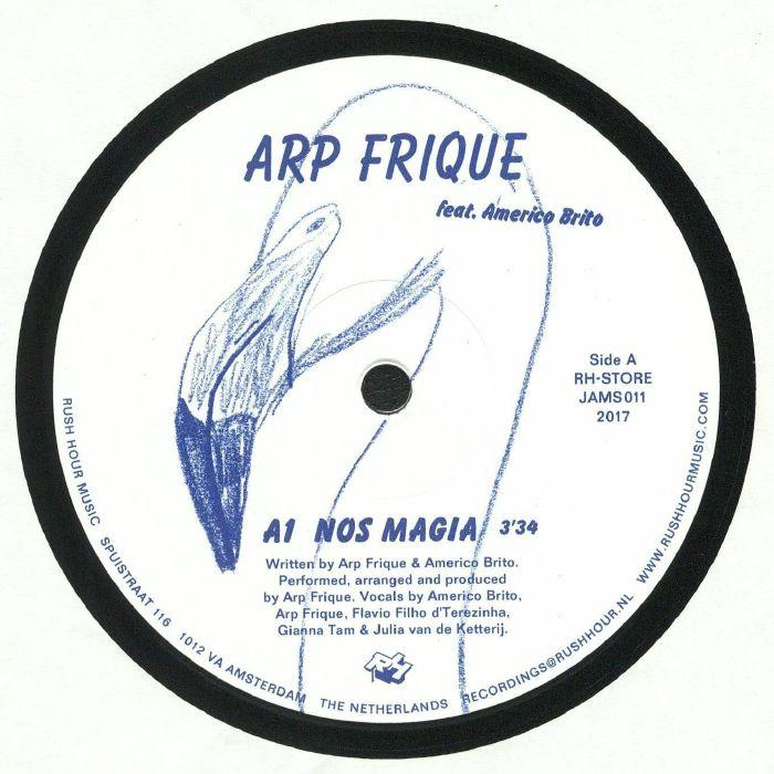 ARP FRIQUE - Nos Magia