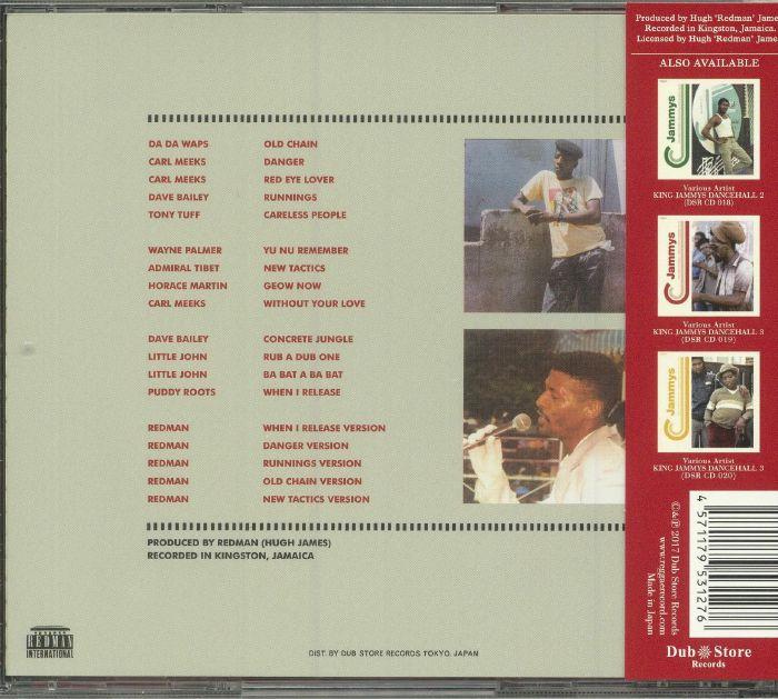 VARIOUS - Redman International Dancehall 1985-1989