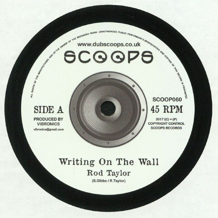 VIBRONICS - Writing On The Wall