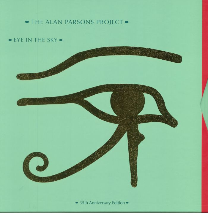 ALAN PARSONS PROJECT, The - Eye In The Sky (half-speed remastered)