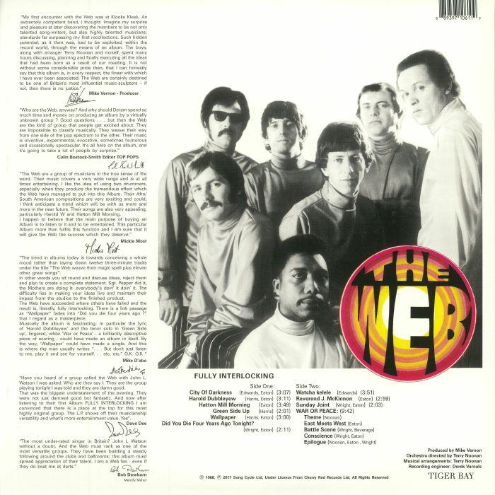 WEB, The - Fully Interlocking (reissue)