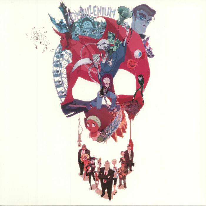 NEVEUX, Eric/MAT BASTARD - Zombillenium (Soundtrack)