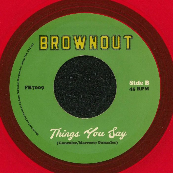 BROWNOUT - Evolver