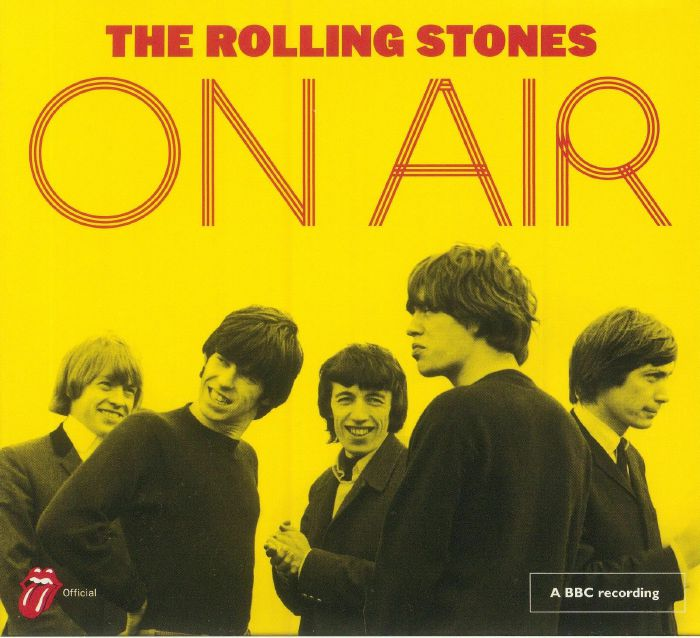The Rolling Stones On Air Deluxe Edition Vinyl At Juno