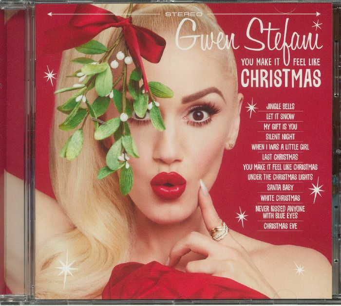 STEFANI, Gwen - You Make It Feel Like Christmas