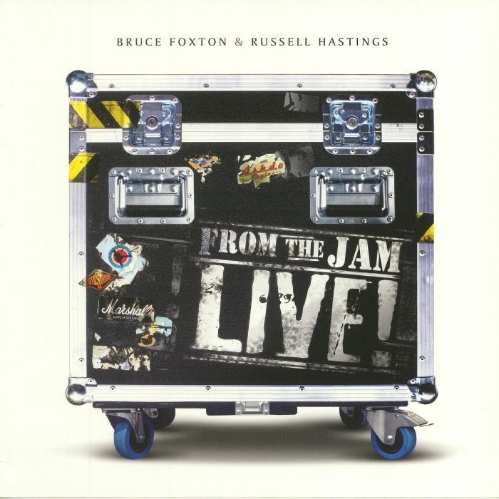 FOXTON, Bruce/RUSSELL HASTINGS - From The Jam: Live!