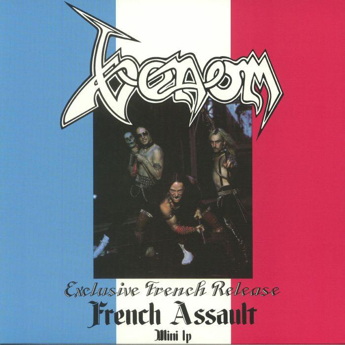 VENOM - French Assault (reissue)