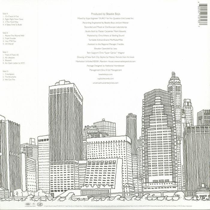 BEASTIE BOYS - To The 5 Boroughs (reissue)