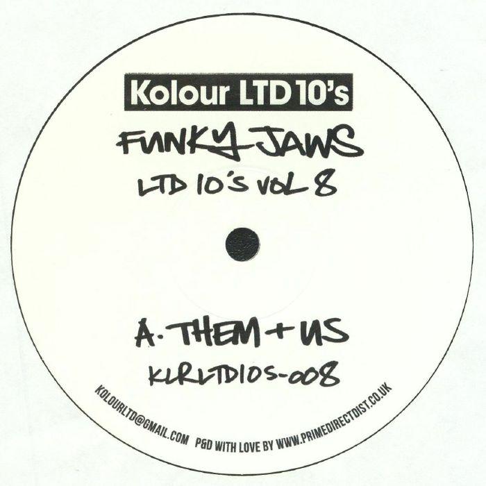 FUNKYJAWS - Kolour Ltd 10's Vol 8