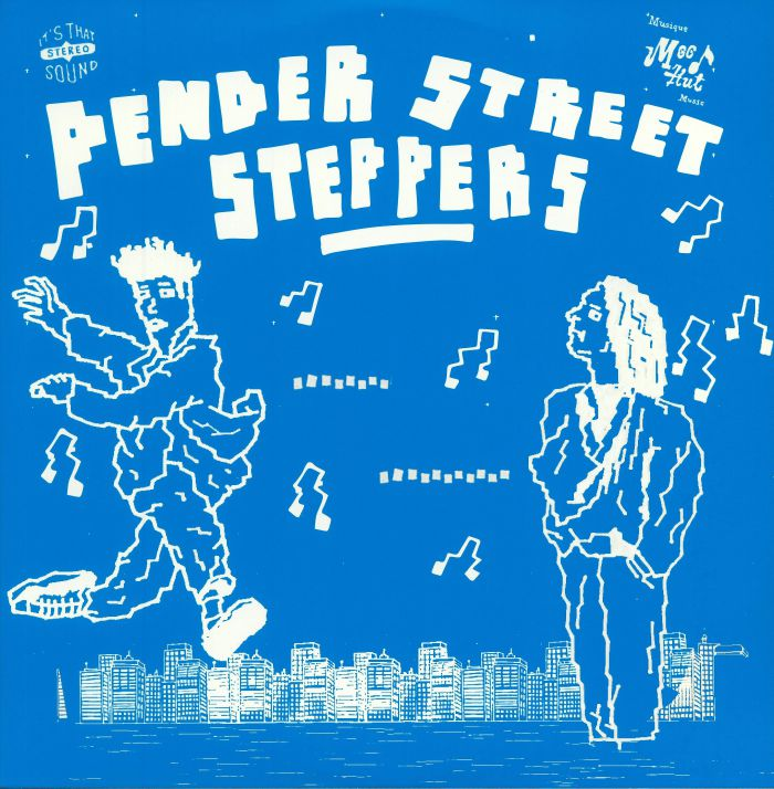 PENDER STREET STEPPERS - Raining Again