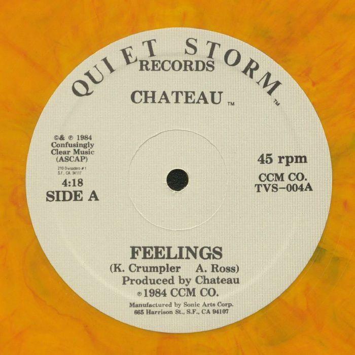 CHATEAU - Feelings