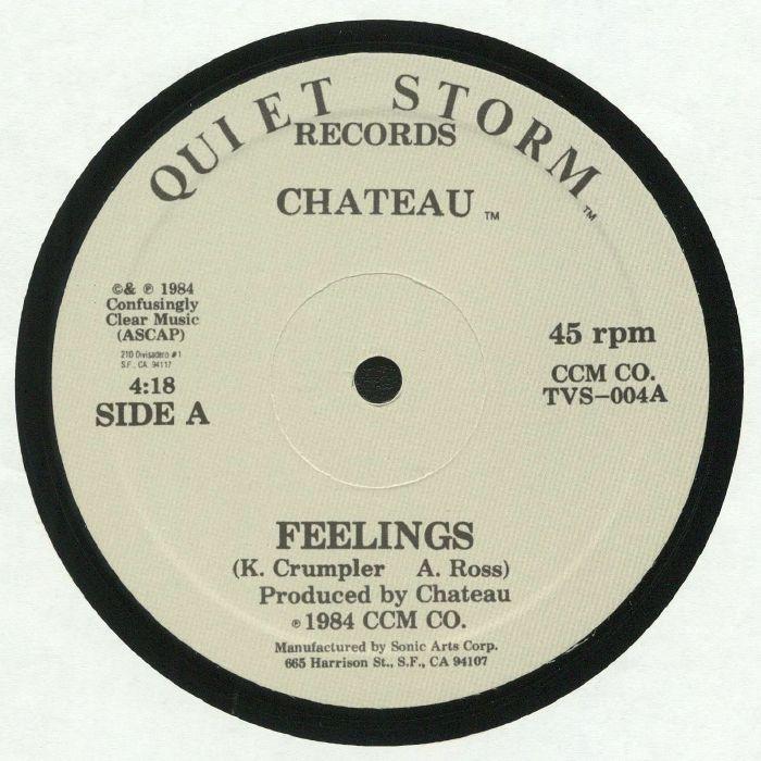 CHATEAU - Feelings (reissue)