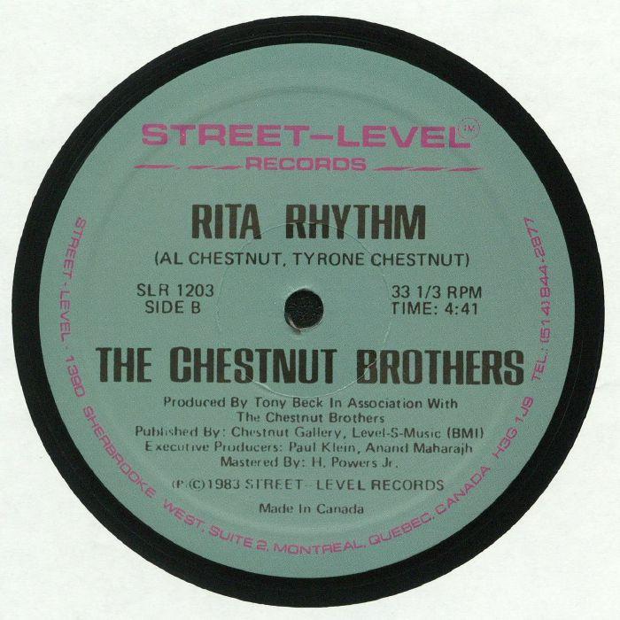 CHESTNUT BROTHERS, The - Sweet Littlle Rita (reissue)