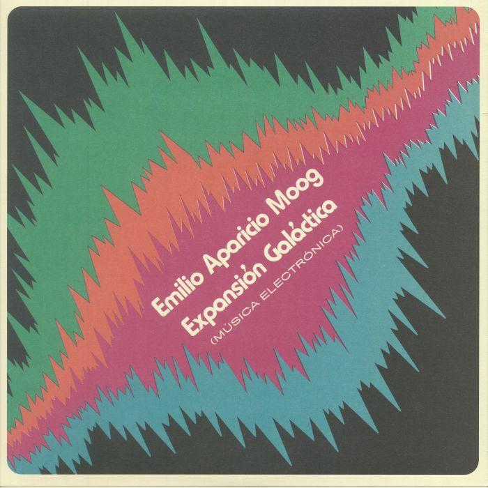 EMILIO APARICIO MOOG - Expansion Galactica (remastered)