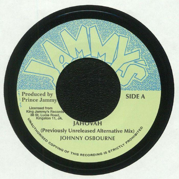 OSBOURNE, Johnny - Jahovah