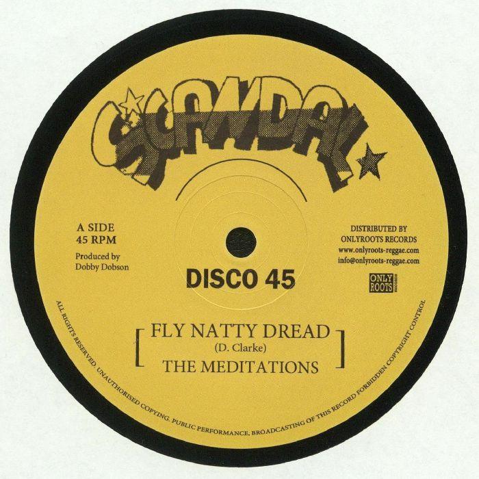 MEDITATIONS, The - Fly Natty Dread