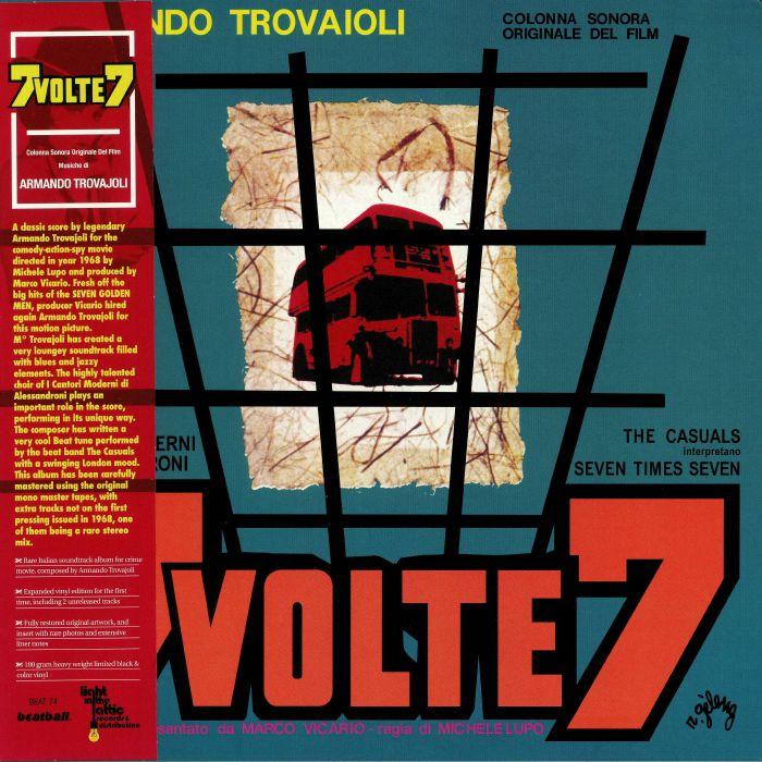 TROVAIOLI, Armando - 7 Volte 7 (Soundtrack)