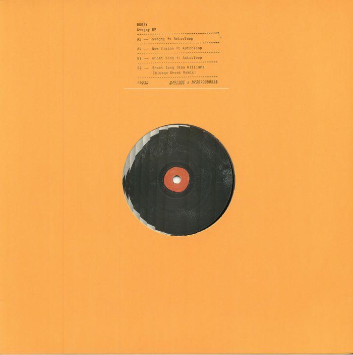 BUGSY feat ASTROLOOP - Svegsy EP