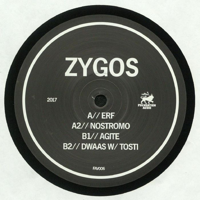 ZYGOS - Erf EP