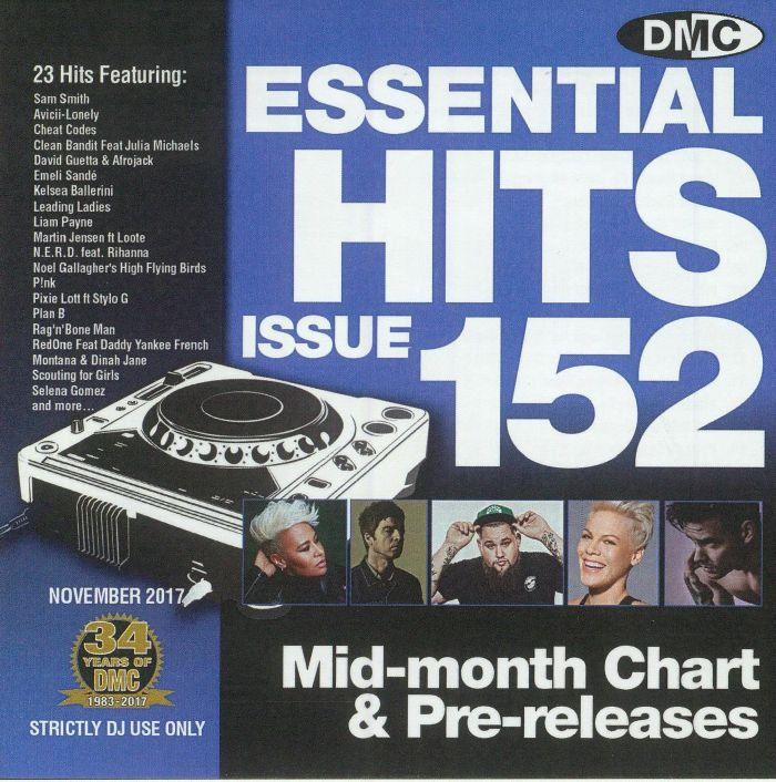VARIOUS - DMC Essential Hits 152 (Strictly DJ only)