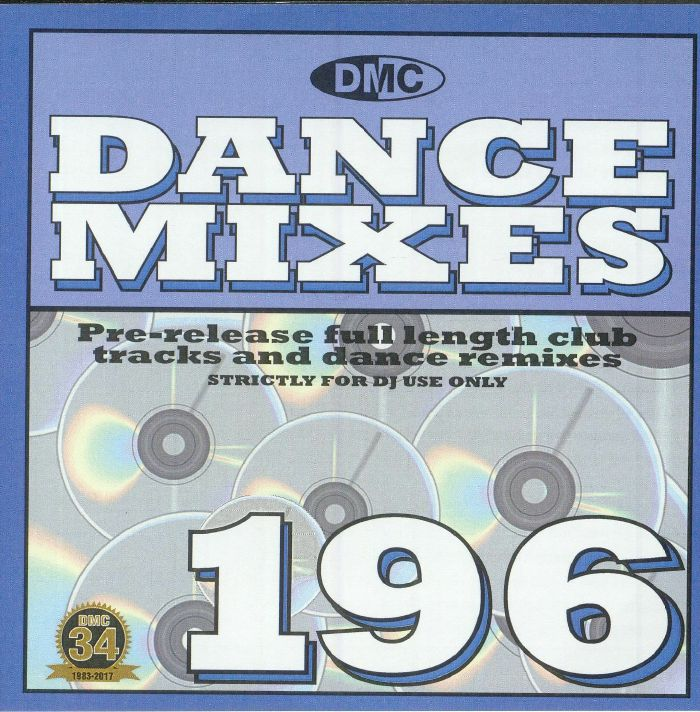 VARIOUS - Dance Mixes 196 (Strictly DJ Only)