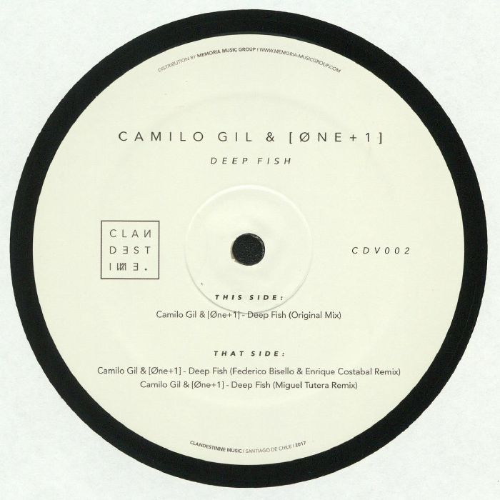 GIL, Camilo/ONE+1 - Deep Fish