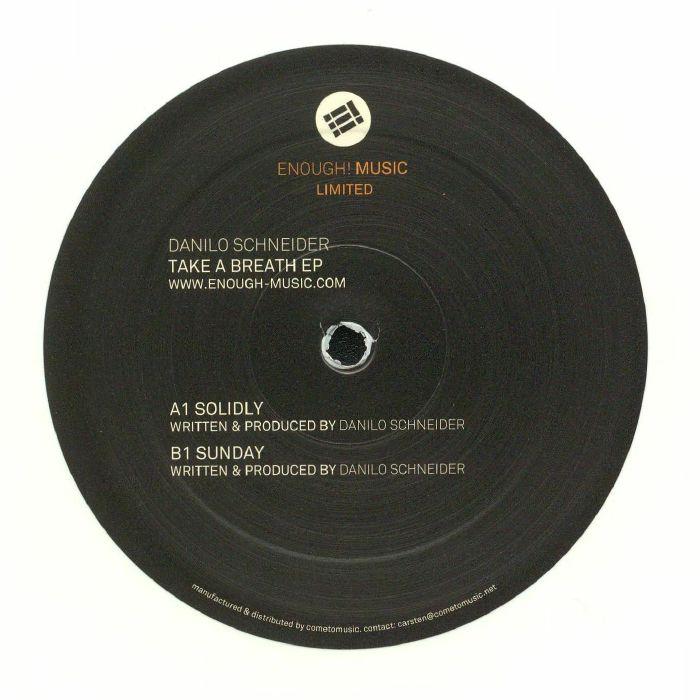 SCHNEIDER, Danilo - Take A Breath EP