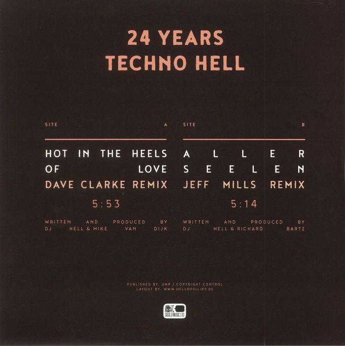 DJ HELL - Argere Dich Nicht (remastered)