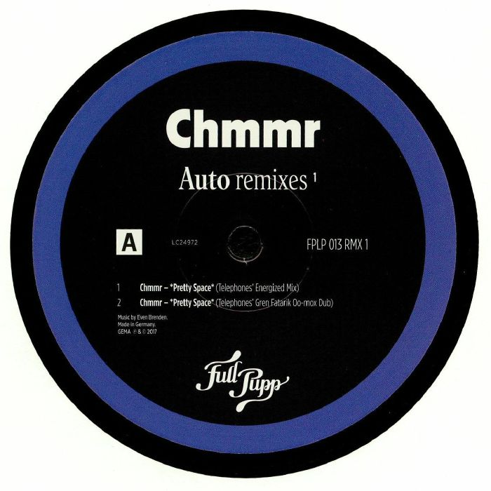 CHMMR - Auto Remixes 1