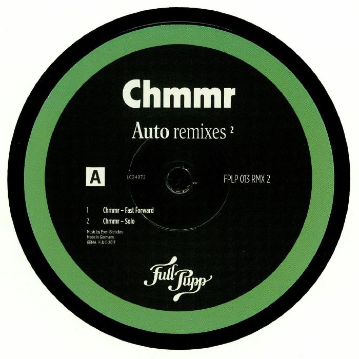 CHMMR - Auto Remixes 2