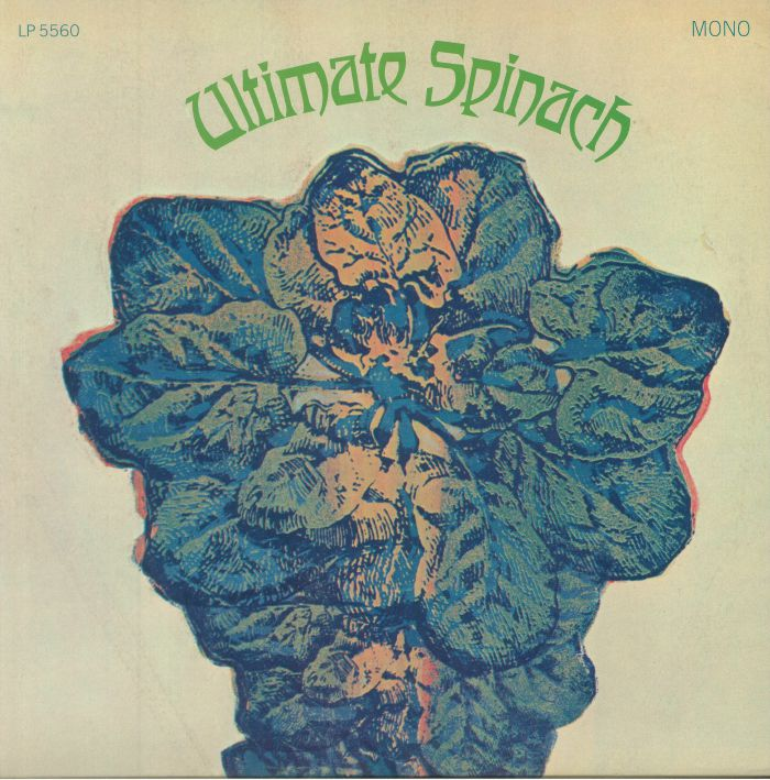 ULTIMATE SPINACH - UItimate Spinach (Mono)