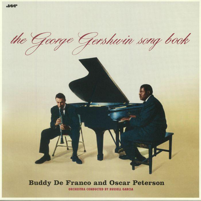 DE FRANCO, Buddy/OSCAR PETERSON - The George Gershwin Song Book (reissue)