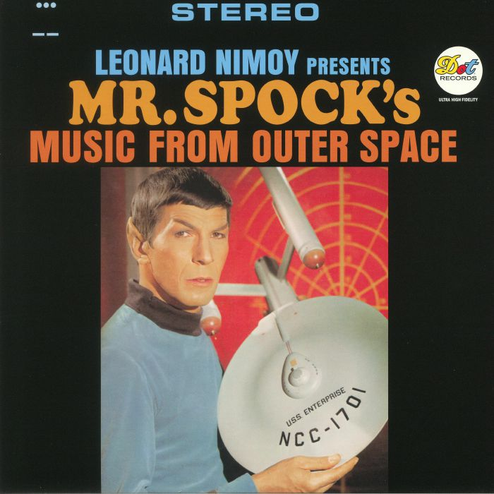NIMOY, Leonard - Mr Spock's Music From Outer Space