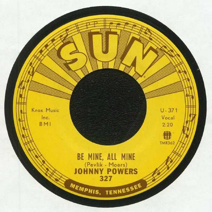 POWERS, Johnny - With Your Love With Your Kiss