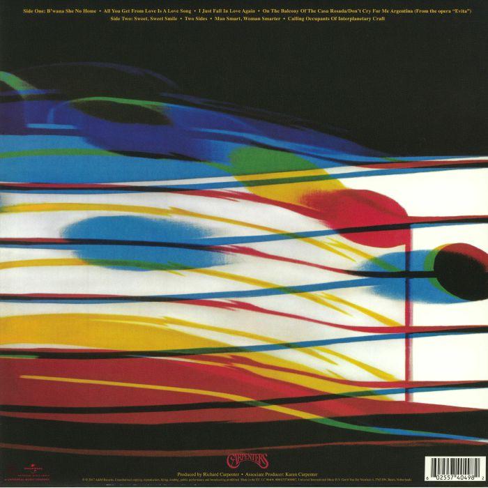 CARPENTERS - Passage (reissue)