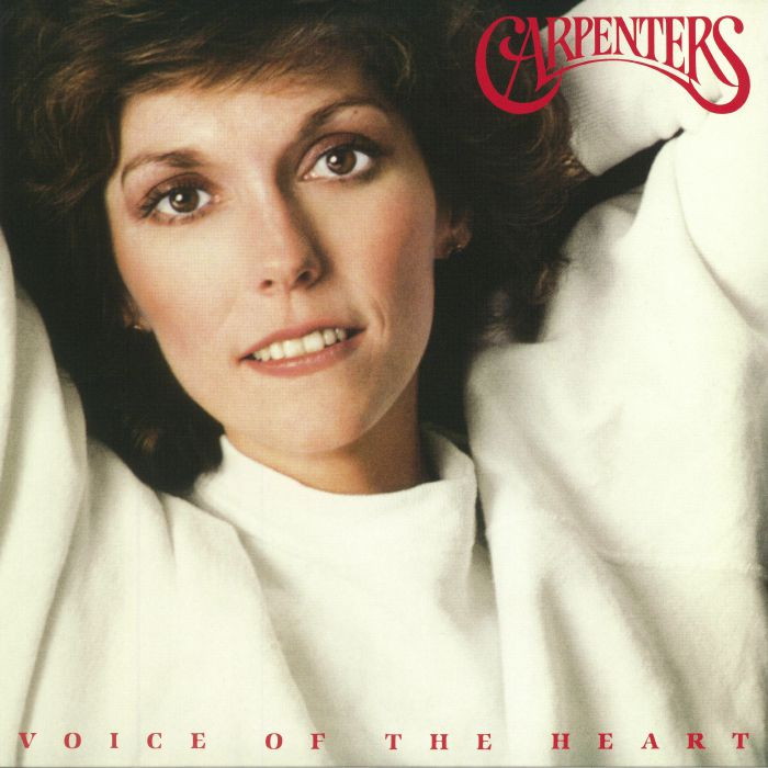 CARPENTERS - Voice Of The Heart (reissue)